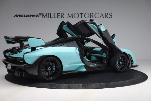 Used 2019 McLaren Senna for sale $1,269,000 at Rolls-Royce Motor Cars Greenwich in Greenwich CT 06830 21