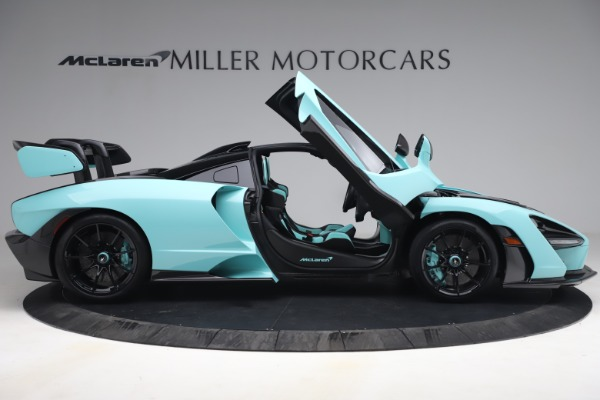 Used 2019 McLaren Senna for sale $1,269,000 at Rolls-Royce Motor Cars Greenwich in Greenwich CT 06830 22