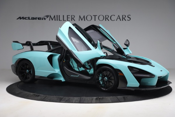 Used 2019 McLaren Senna for sale $1,269,000 at Rolls-Royce Motor Cars Greenwich in Greenwich CT 06830 23