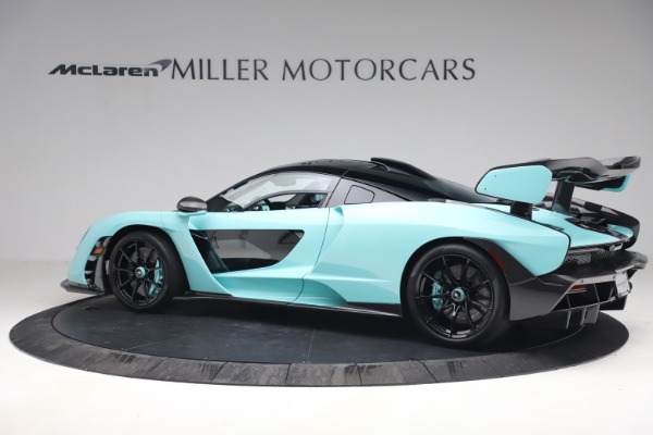 Used 2019 McLaren Senna for sale $1,269,000 at Rolls-Royce Motor Cars Greenwich in Greenwich CT 06830 4