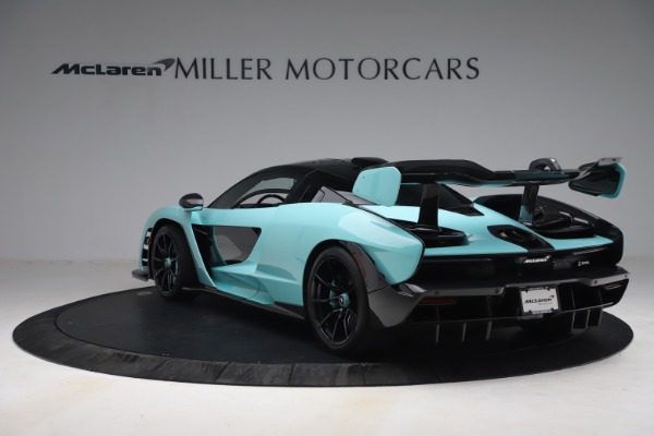 Used 2019 McLaren Senna for sale $1,269,000 at Rolls-Royce Motor Cars Greenwich in Greenwich CT 06830 5