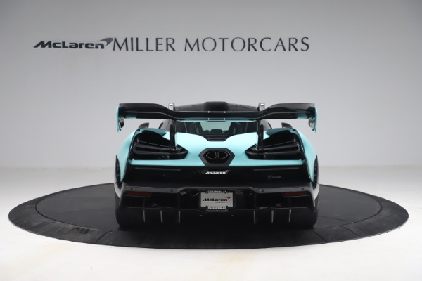 Used 2019 McLaren Senna for sale $1,269,000 at Rolls-Royce Motor Cars Greenwich in Greenwich CT 06830 6