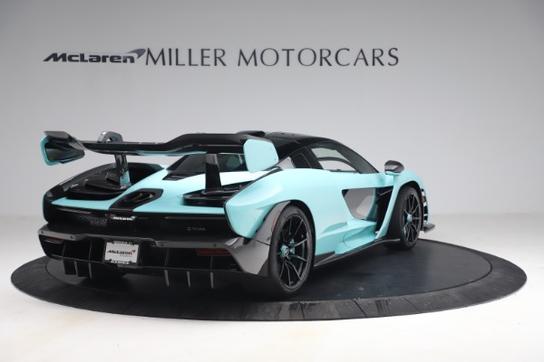 Used 2019 McLaren Senna for sale $1,269,000 at Rolls-Royce Motor Cars Greenwich in Greenwich CT 06830 7