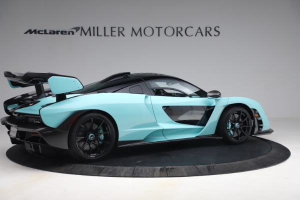 Used 2019 McLaren Senna for sale $1,269,000 at Rolls-Royce Motor Cars Greenwich in Greenwich CT 06830 8