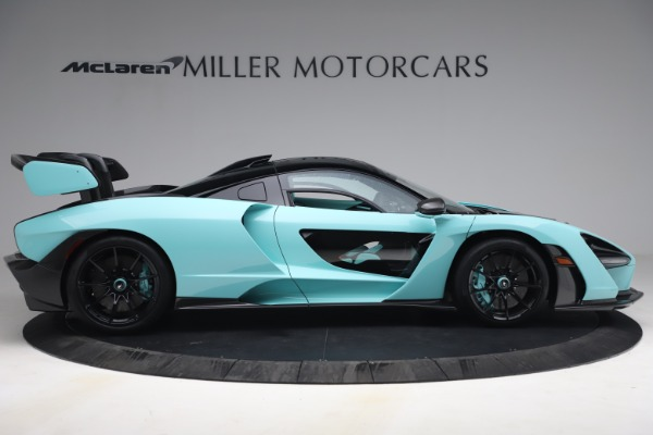 Used 2019 McLaren Senna for sale $1,269,000 at Rolls-Royce Motor Cars Greenwich in Greenwich CT 06830 9