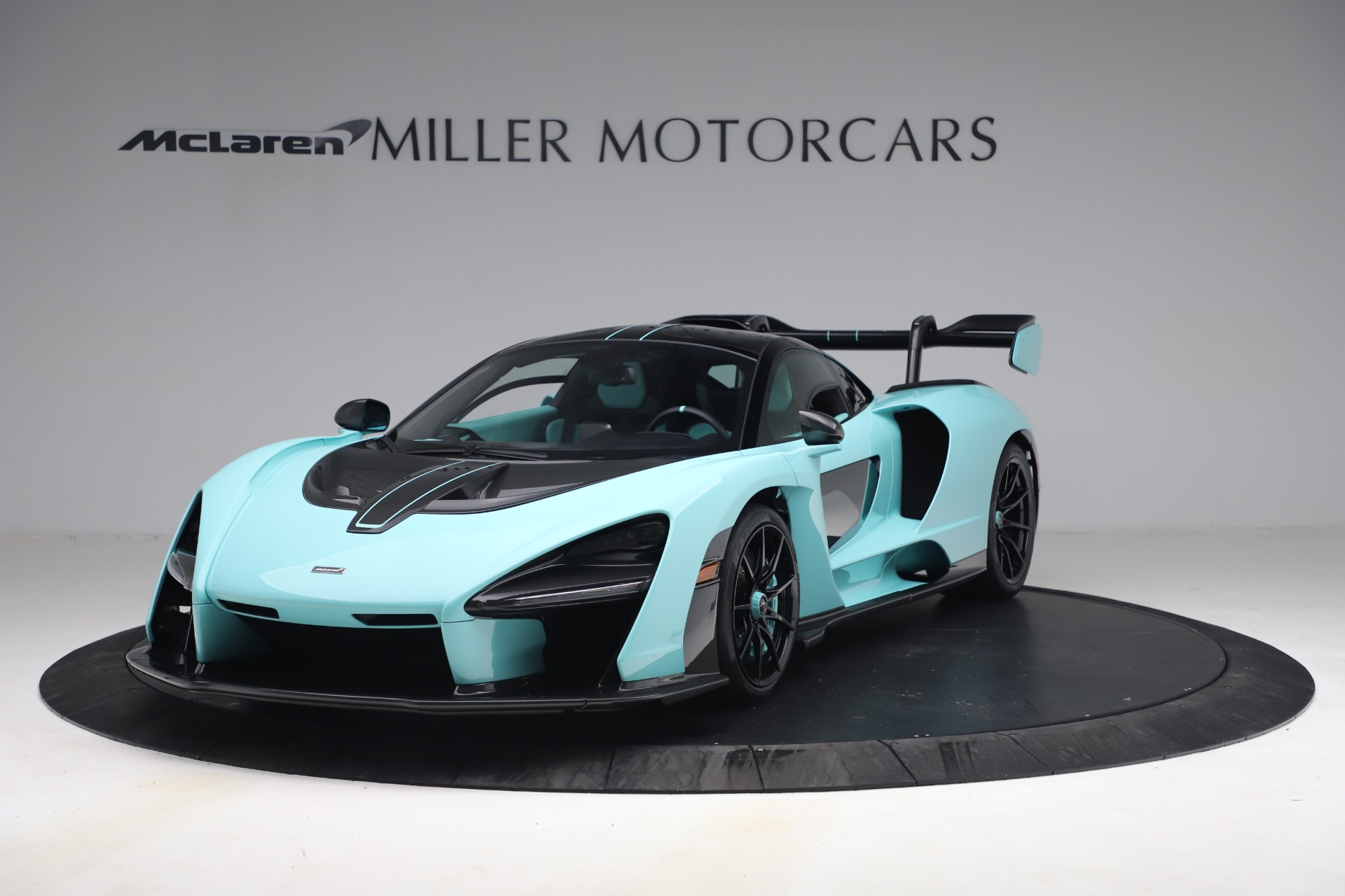 Used 2019 McLaren Senna for sale $1,269,000 at Rolls-Royce Motor Cars Greenwich in Greenwich CT 06830 1