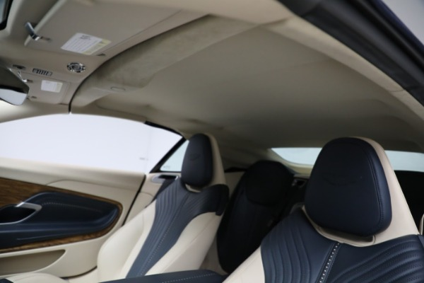 Used 2019 Aston Martin DB11 Volante for sale $209,900 at Rolls-Royce Motor Cars Greenwich in Greenwich CT 06830 22