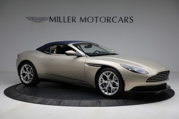 Used 2019 Aston Martin DB11 Volante for sale $209,900 at Rolls-Royce Motor Cars Greenwich in Greenwich CT 06830 24
