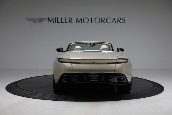 Used 2019 Aston Martin DB11 Volante for sale $209,900 at Rolls-Royce Motor Cars Greenwich in Greenwich CT 06830 5