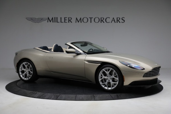 Used 2019 Aston Martin DB11 Volante for sale $209,900 at Rolls-Royce Motor Cars Greenwich in Greenwich CT 06830 9