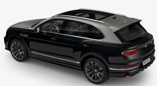 New 2021 Bentley Bentayga Speed for sale Call for price at Rolls-Royce Motor Cars Greenwich in Greenwich CT 06830 4