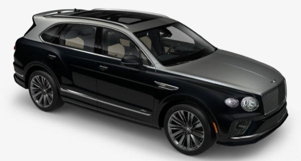 New 2021 Bentley Bentayga Speed for sale Call for price at Rolls-Royce Motor Cars Greenwich in Greenwich CT 06830 5