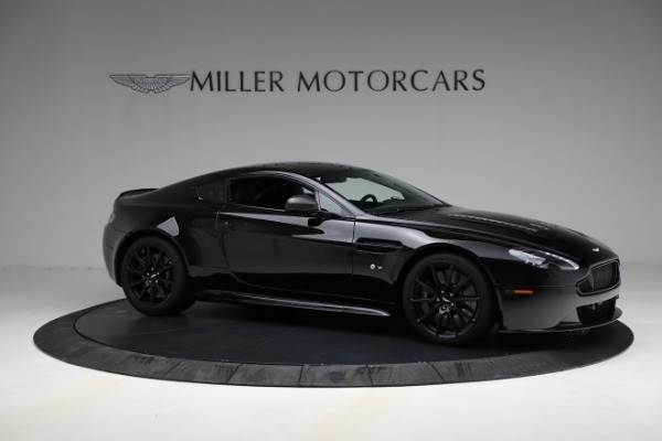 Used 2015 Aston Martin V12 Vantage S for sale $119,900 at Rolls-Royce Motor Cars Greenwich in Greenwich CT 06830 10