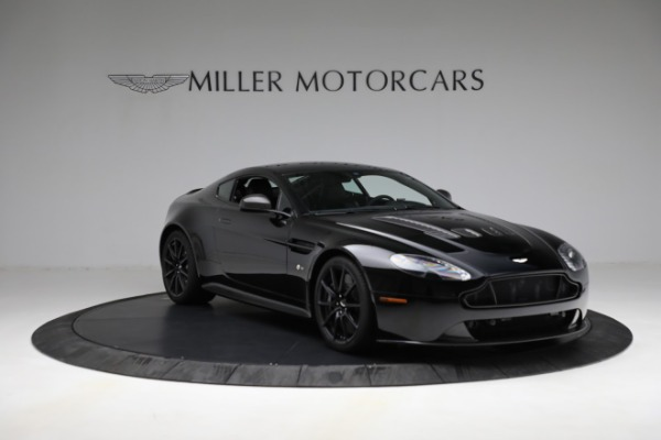 Used 2015 Aston Martin V12 Vantage S for sale $119,900 at Rolls-Royce Motor Cars Greenwich in Greenwich CT 06830 11