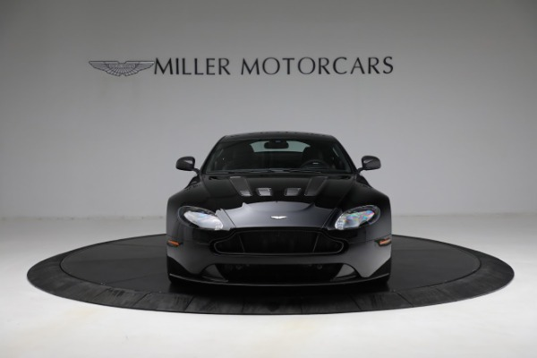 Used 2015 Aston Martin V12 Vantage S for sale $119,900 at Rolls-Royce Motor Cars Greenwich in Greenwich CT 06830 12