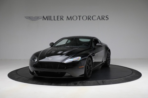 Used 2015 Aston Martin V12 Vantage S for sale $119,900 at Rolls-Royce Motor Cars Greenwich in Greenwich CT 06830 13