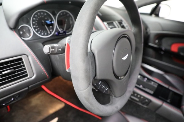 Used 2015 Aston Martin V12 Vantage S for sale $119,900 at Rolls-Royce Motor Cars Greenwich in Greenwich CT 06830 17