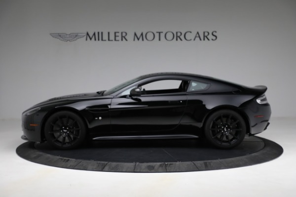 Used 2015 Aston Martin V12 Vantage S for sale $119,900 at Rolls-Royce Motor Cars Greenwich in Greenwich CT 06830 2