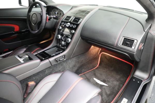 Used 2015 Aston Martin V12 Vantage S for sale $119,900 at Rolls-Royce Motor Cars Greenwich in Greenwich CT 06830 21