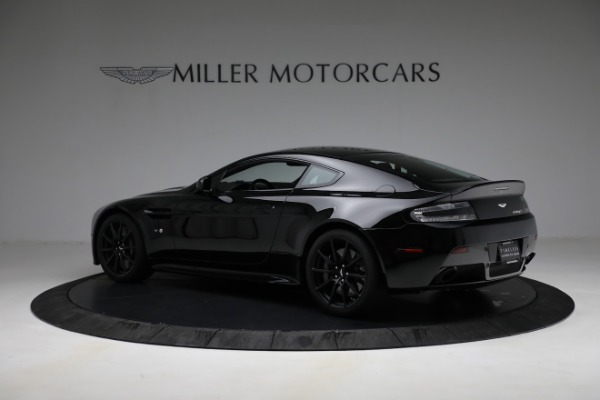 Used 2015 Aston Martin V12 Vantage S for sale $119,900 at Rolls-Royce Motor Cars Greenwich in Greenwich CT 06830 3