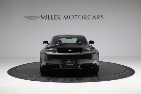 Used 2015 Aston Martin V12 Vantage S for sale $119,900 at Rolls-Royce Motor Cars Greenwich in Greenwich CT 06830 6