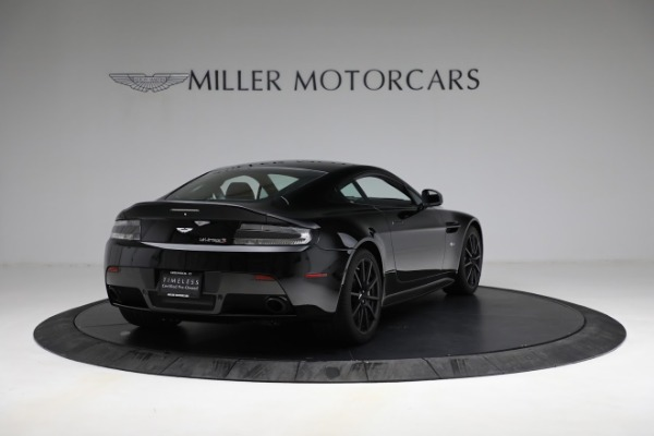 Used 2015 Aston Martin V12 Vantage S for sale $119,900 at Rolls-Royce Motor Cars Greenwich in Greenwich CT 06830 7