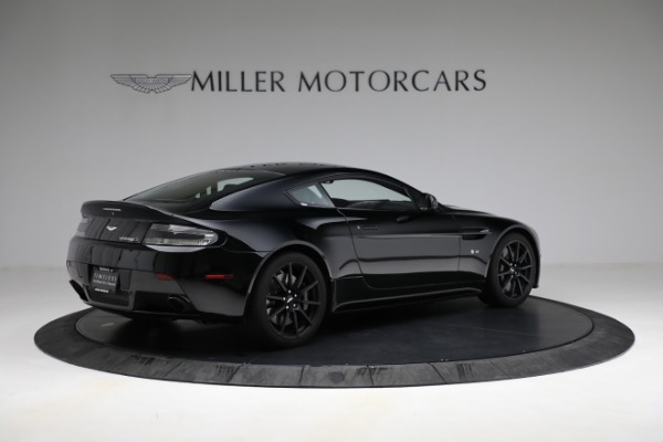 Used 2015 Aston Martin V12 Vantage S for sale $119,900 at Rolls-Royce Motor Cars Greenwich in Greenwich CT 06830 8
