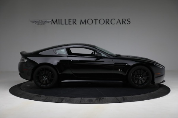 Used 2015 Aston Martin V12 Vantage S for sale $119,900 at Rolls-Royce Motor Cars Greenwich in Greenwich CT 06830 9