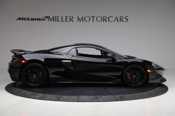 Used 2020 McLaren 600LT Spider for sale Call for price at Rolls-Royce Motor Cars Greenwich in Greenwich CT 06830 25