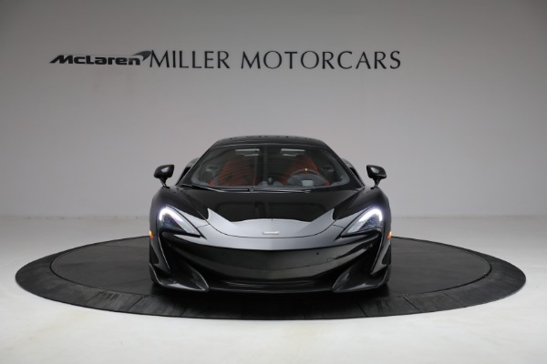Used 2020 McLaren 600LT Spider for sale Call for price at Rolls-Royce Motor Cars Greenwich in Greenwich CT 06830 27