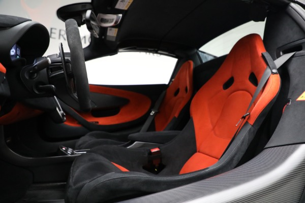 Used 2020 McLaren 600LT Spider for sale Call for price at Rolls-Royce Motor Cars Greenwich in Greenwich CT 06830 28