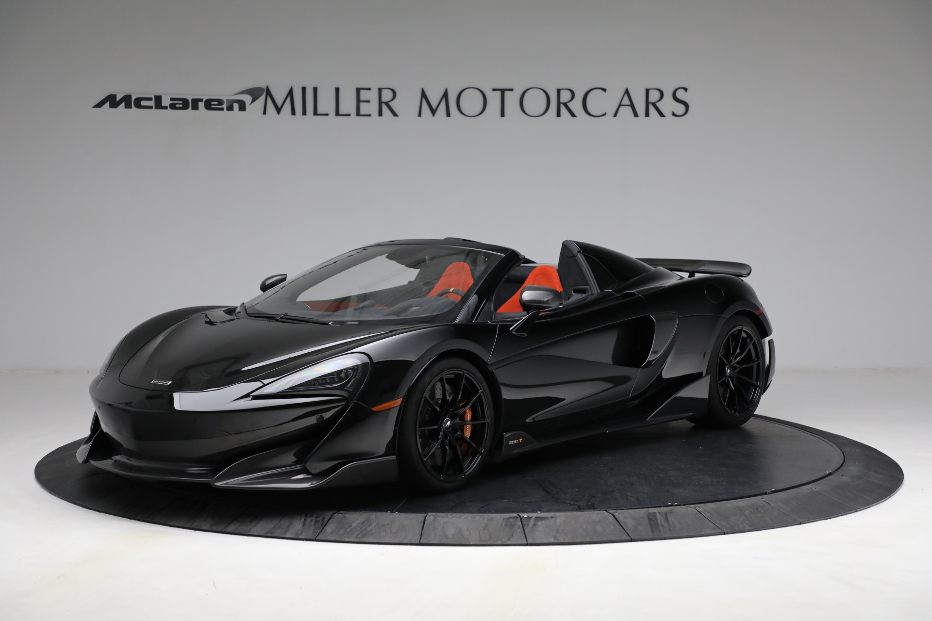 Used 2020 McLaren 600LT Spider for sale Call for price at Rolls-Royce Motor Cars Greenwich in Greenwich CT 06830 1