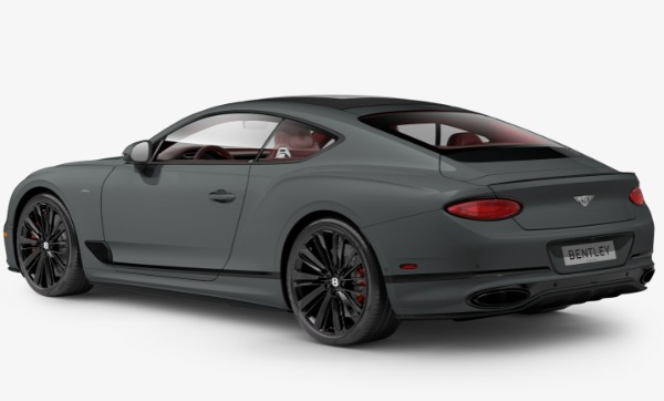 New 2022 Bentley Continental GT Speed for sale Sold at Rolls-Royce Motor Cars Greenwich in Greenwich CT 06830 3