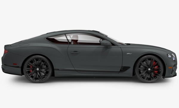 New 2022 Bentley Continental GT Speed for sale Sold at Rolls-Royce Motor Cars Greenwich in Greenwich CT 06830 5