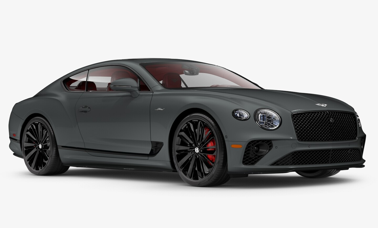 New 2022 Bentley Continental GT Speed for sale Sold at Rolls-Royce Motor Cars Greenwich in Greenwich CT 06830 1