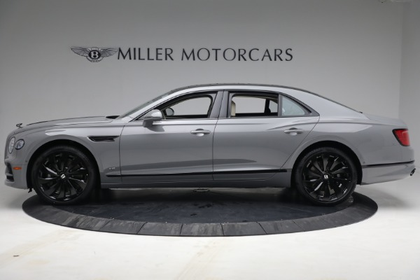 New 2022 Bentley Flying Spur Flying Spur V8 for sale Call for price at Rolls-Royce Motor Cars Greenwich in Greenwich CT 06830 3