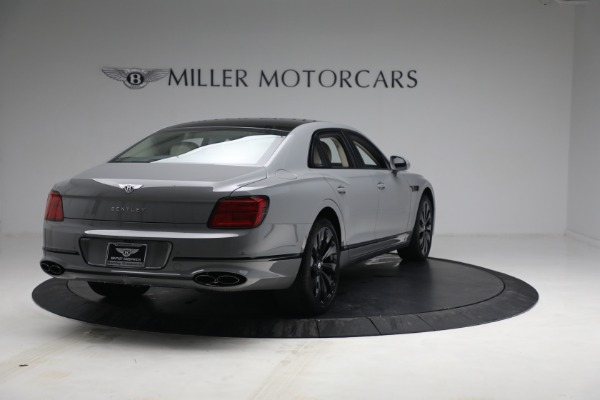 New 2022 Bentley Flying Spur Flying Spur V8 for sale Call for price at Rolls-Royce Motor Cars Greenwich in Greenwich CT 06830 7