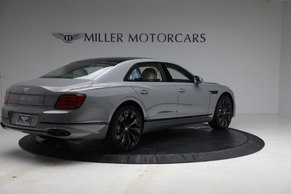 New 2022 Bentley Flying Spur Flying Spur V8 for sale Call for price at Rolls-Royce Motor Cars Greenwich in Greenwich CT 06830 8