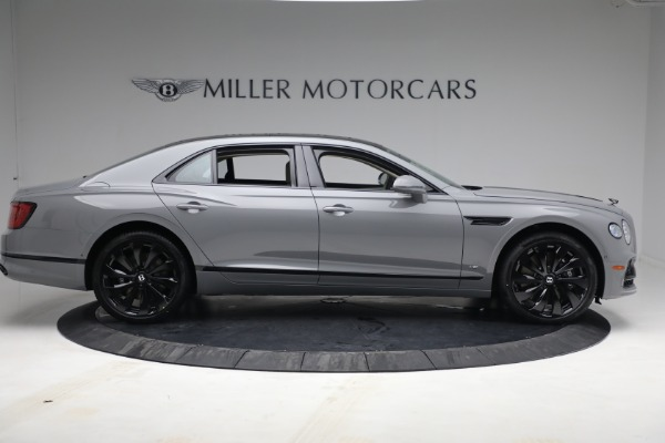 New 2022 Bentley Flying Spur V8 for sale Call for price at Rolls-Royce Motor Cars Greenwich in Greenwich CT 06830 9