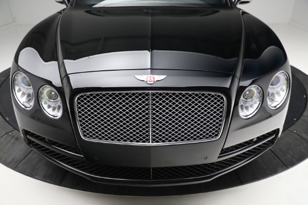Used 2017 Bentley Flying Spur V8 for sale $136,900 at Rolls-Royce Motor Cars Greenwich in Greenwich CT 06830 13