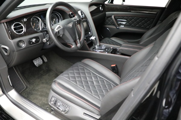 Used 2017 Bentley Flying Spur V8 for sale $136,900 at Rolls-Royce Motor Cars Greenwich in Greenwich CT 06830 17