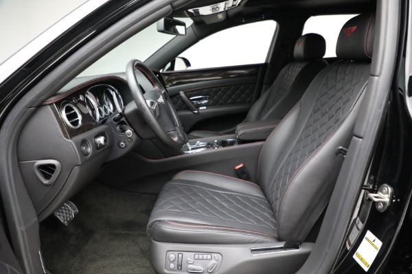 Used 2017 Bentley Flying Spur V8 for sale $136,900 at Rolls-Royce Motor Cars Greenwich in Greenwich CT 06830 18