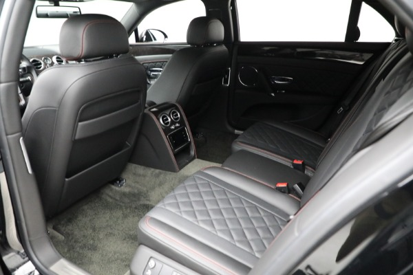 Used 2017 Bentley Flying Spur V8 for sale $136,900 at Rolls-Royce Motor Cars Greenwich in Greenwich CT 06830 21