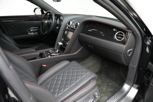 Used 2017 Bentley Flying Spur V8 for sale $136,900 at Rolls-Royce Motor Cars Greenwich in Greenwich CT 06830 25