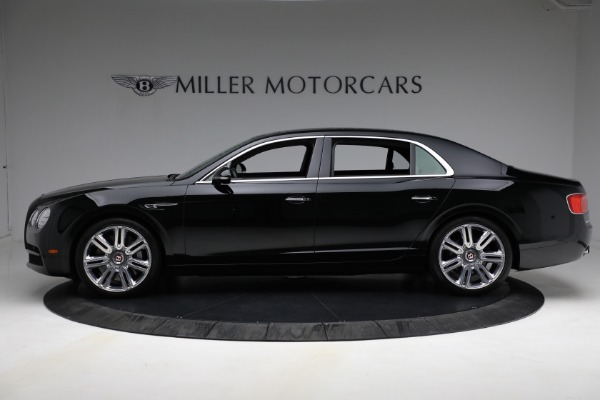 Used 2017 Bentley Flying Spur V8 for sale $136,900 at Rolls-Royce Motor Cars Greenwich in Greenwich CT 06830 3
