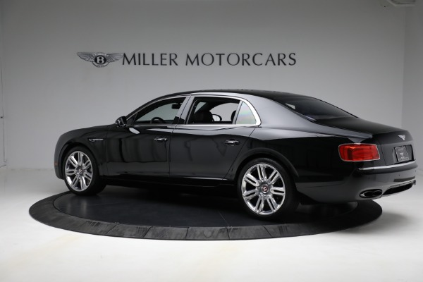 Used 2017 Bentley Flying Spur V8 for sale $136,900 at Rolls-Royce Motor Cars Greenwich in Greenwich CT 06830 4