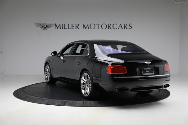 Used 2017 Bentley Flying Spur V8 for sale $136,900 at Rolls-Royce Motor Cars Greenwich in Greenwich CT 06830 5