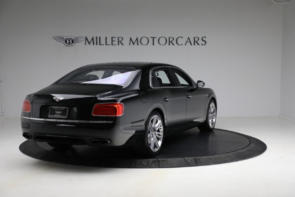 Used 2017 Bentley Flying Spur V8 for sale $136,900 at Rolls-Royce Motor Cars Greenwich in Greenwich CT 06830 7