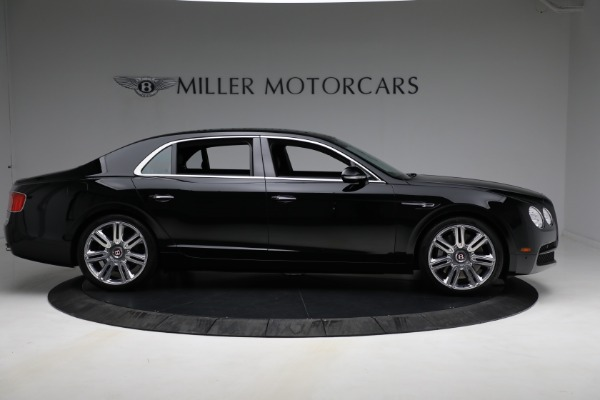 Used 2017 Bentley Flying Spur V8 for sale $136,900 at Rolls-Royce Motor Cars Greenwich in Greenwich CT 06830 9