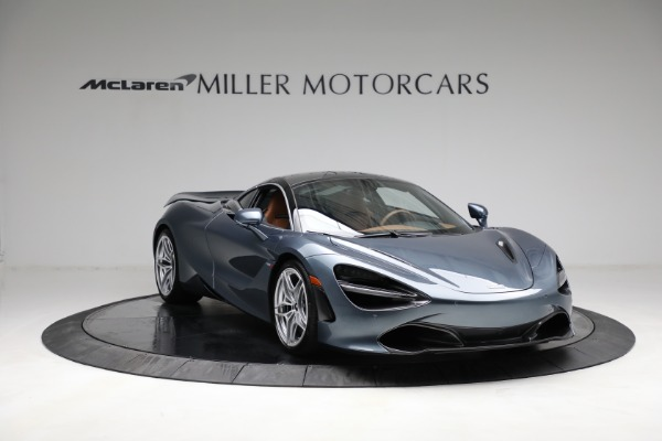 Used 2019 McLaren 720S Luxury for sale Call for price at Rolls-Royce Motor Cars Greenwich in Greenwich CT 06830 10
